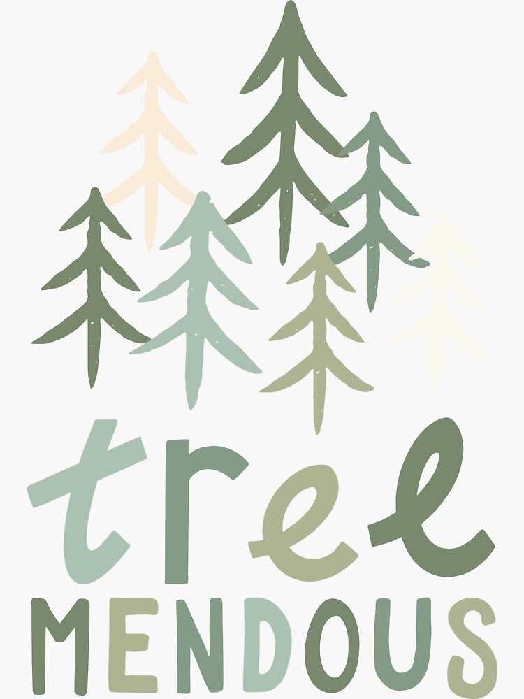 TREE-mendous by cabinsupplyco