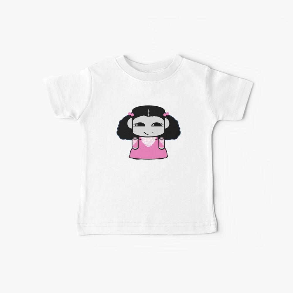 Pocket O'babybot Baby T-Shirt