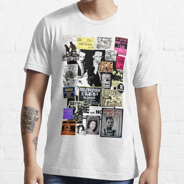 Los punks están muertos, no su música Camiseta esencial