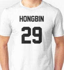 VIXX Hongbin Jersey Unisex T-Shirt