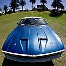 Falcon XB Hardtop Coupe 2 by Pete McConvill