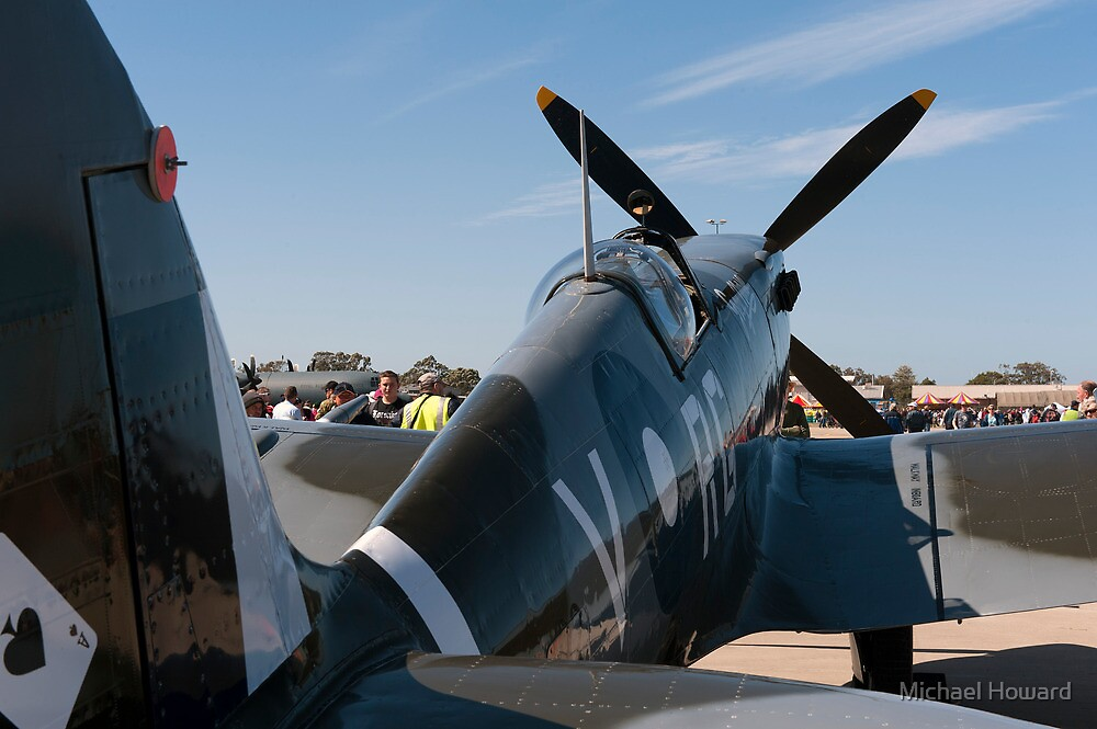 Spitfire by Michael Howard