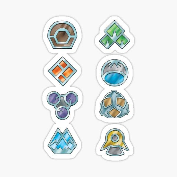 Sinnoh's Master Sticker