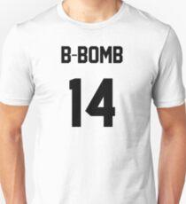 Block B B-Bomb Jersey Unisex T-Shirt