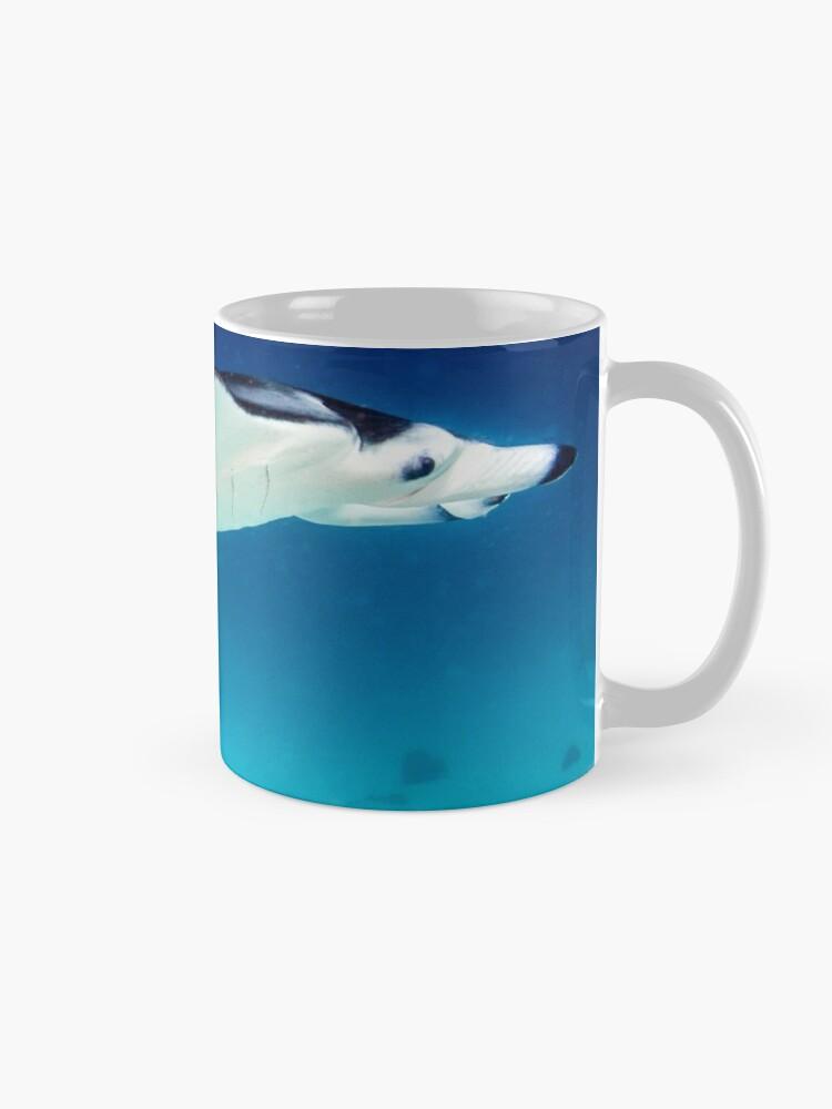 Alternate view of Manta companion Mug