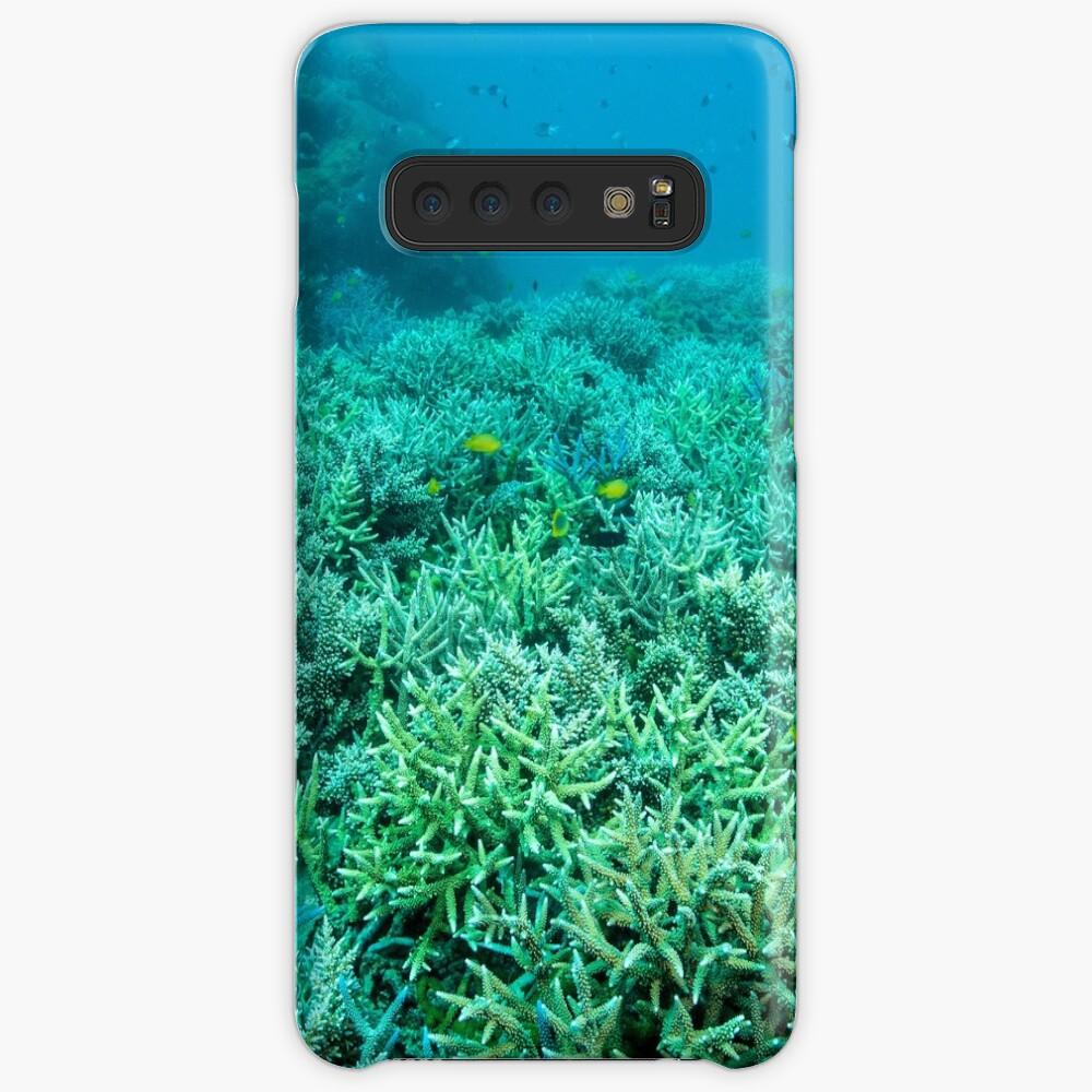 Coral gardens Case & Skin for Samsung Galaxy
