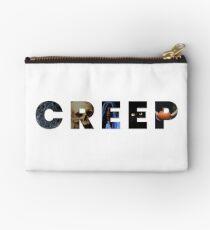 Creep Zipper Pouch