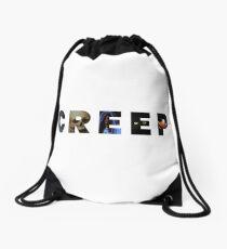 Creep Drawstring Bag