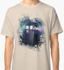 Tardis Burst Classic T-Shirt