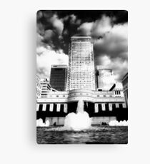 Towers of Power Canvas Print
