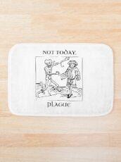 Not Today, Plague Bath Mat