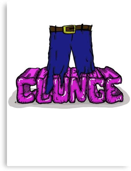 Knee Deep in the Clunge - The Inbetweeners by bleedart