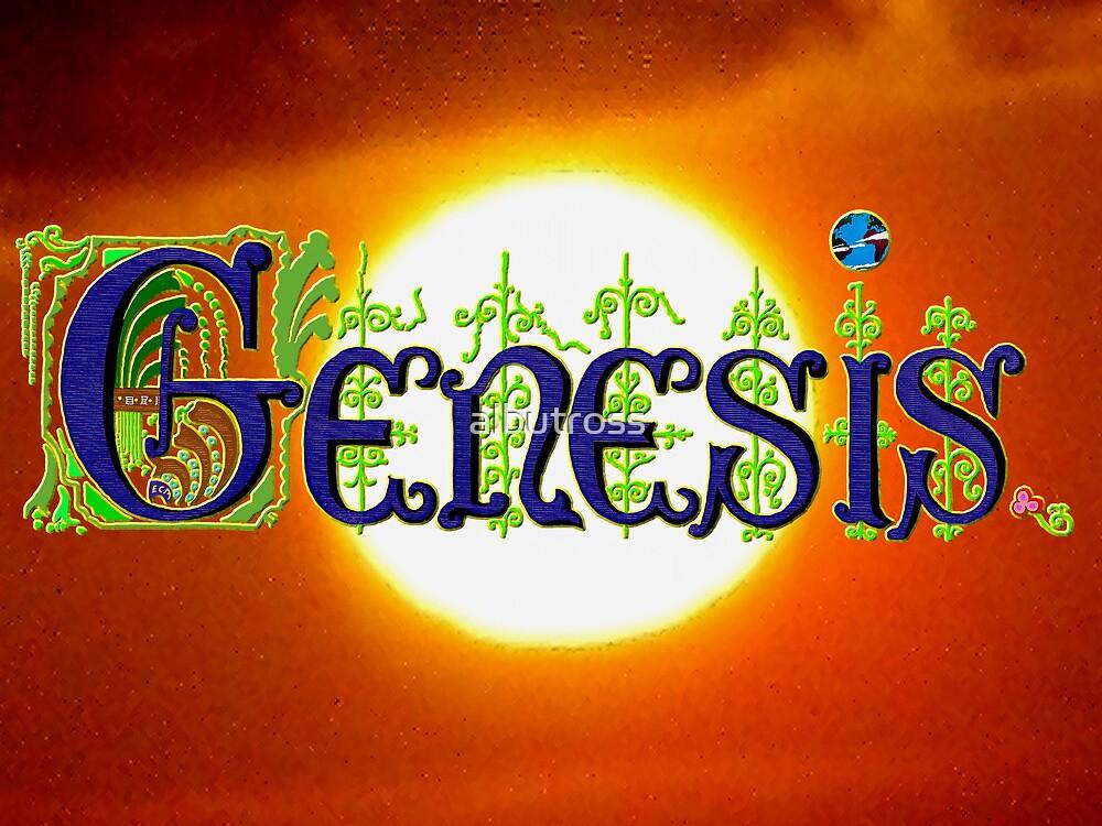 Genesis. by albutross