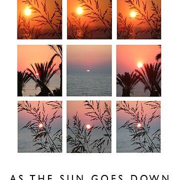 As The Sun Goes Down by dizzyg