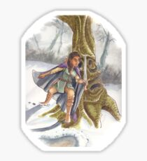 Hunting Giants Sticker