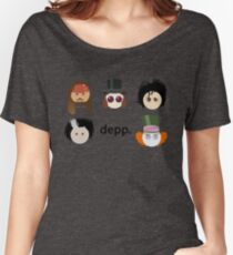 Depp. (Johnny Depp characters) Women's Relaxed Fit T-Shirt