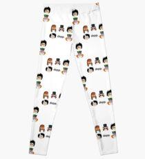 Depp. (Johnny Depp characters) Leggings