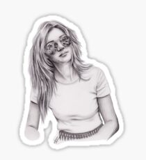 Eleanor Calder Sticker
