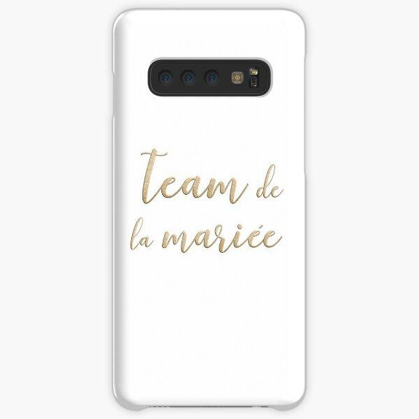 Team de la mariée  Samsung Galaxy Snap Case