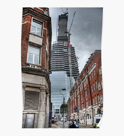 The Shaping of the Shard Poster
