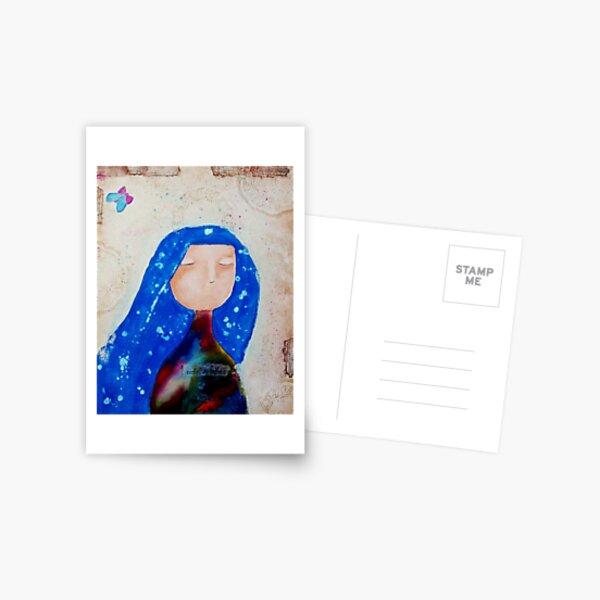 I embrace my Uniqueness Postcard
