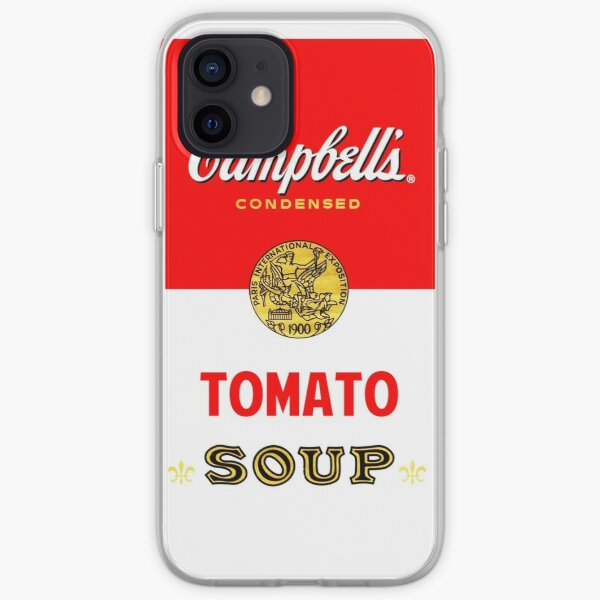 Campbell's Soup iPhone Soft Case