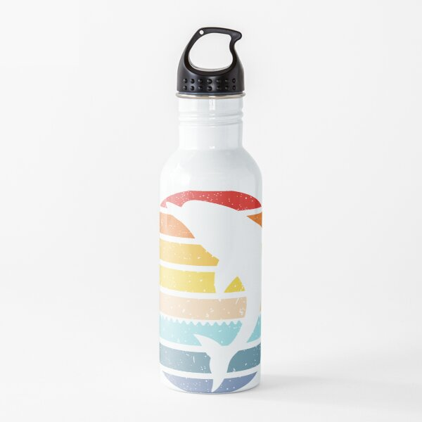 Dolphin Jumping Water Bottle