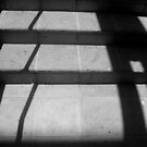 Stairs & Shadows by Heather Friedman