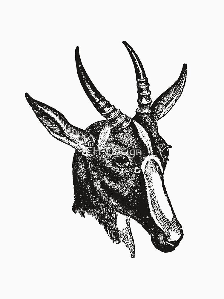 Antilope von EH-Design