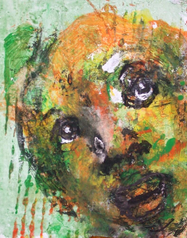 Face, Bernard Lacoque-6 by ArtLacoque