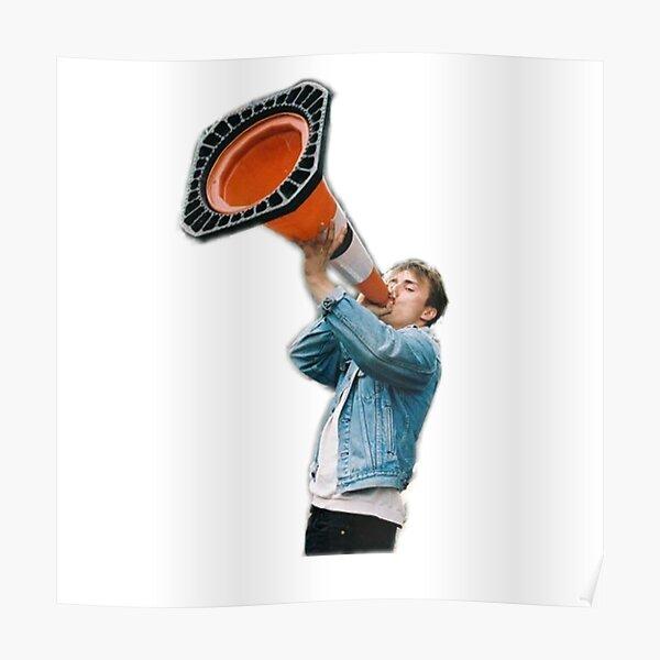 Sam Fender Cone Poster