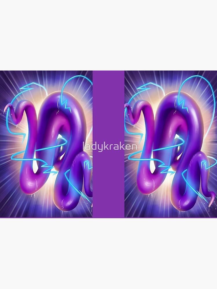 Lightning Tendril by ladykraken
