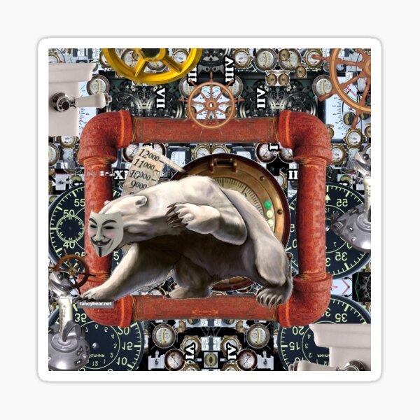 #Cyber #Espionage #Group Fancy #Bear Sticker