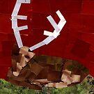 Horace the Reindeer by Jennifer Frederick