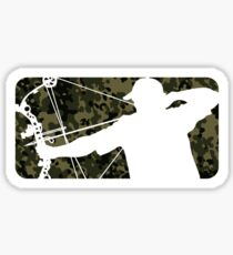 Bow Hunter Sticker