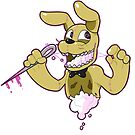 Plushtrap  by itsaaudra