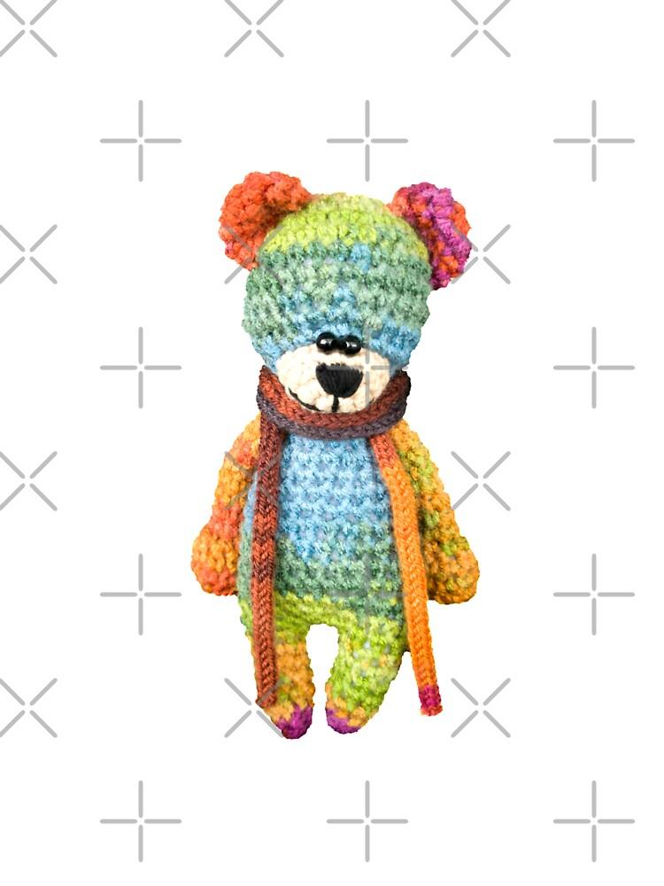 50 Free Crochet Teddy Bear Patterns ⋆ DIY Crafts | 1000x750