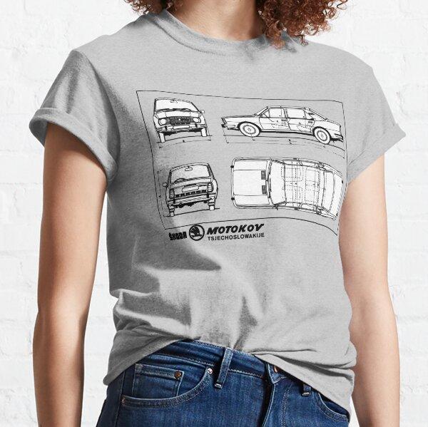 SKODA 105 / 120 / ESTELLE Classic T-Shirt