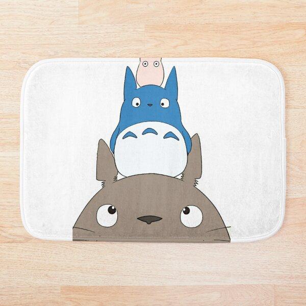 Totoro Family Bath Mat