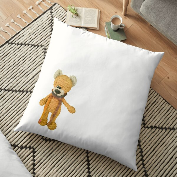 Pillow bear – pdf pattern. Say hello to pillow bear | lilleliis | 600x600