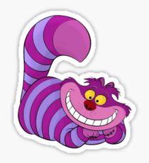 Alice in Wonderland Cheshire Cat Sticker