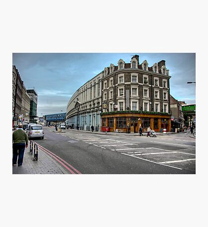 Southwark Tavern: Southwark Street, London. UK Photographic Print