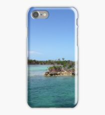 Bahemian Mangroves  iPhone Case/Skin