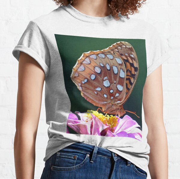 Great Spangled Fritillary Classic T-Shirt