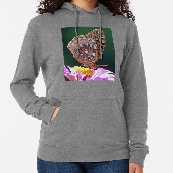 Great Spangled Fritillary Lightweight Hoodie