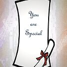 You are Special Card by sarnia2