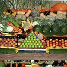Camden Show 2010 Fruit & Veg by Sharon Robertson