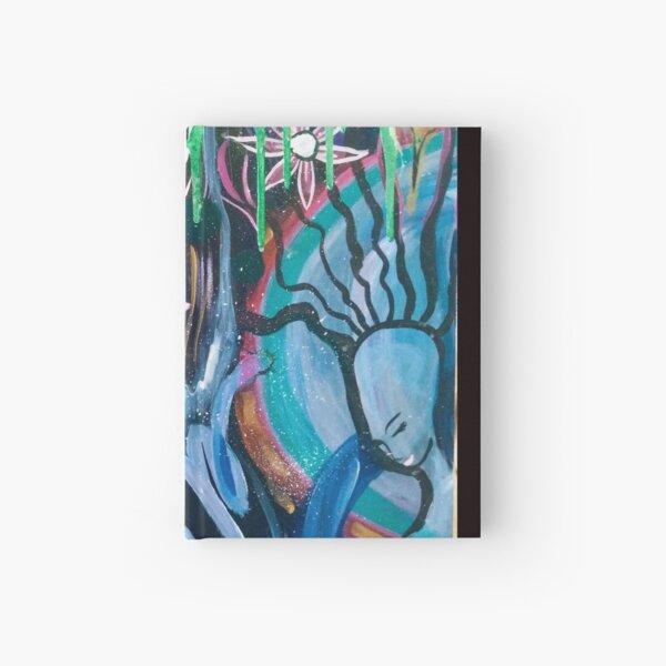 space experiments Hardcover Journal