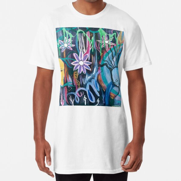 space experiments Long T-Shirt