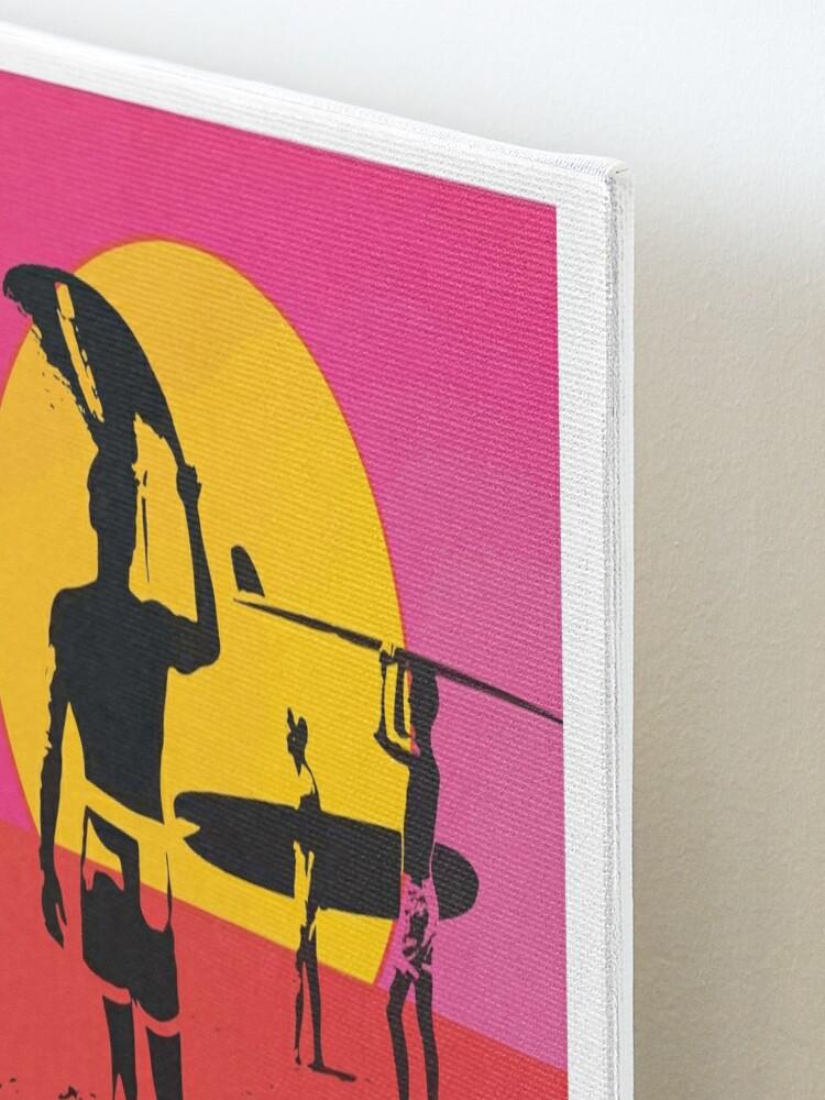 Alternate view of Endless Summer, 1966 Surf Sport Documentary Poster, Artwork, Prints, Posters, Tshirts, Men, Women, Kids Mounted Print